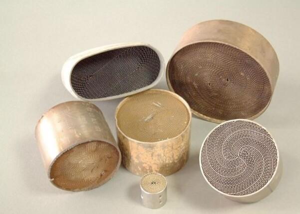 Драгоценные металлы катализатора. Сколько их и как можно отделить? — Фото № 4   AutoCatalyst Market