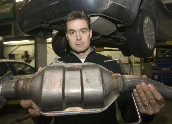 Can catalytic converter damage engine — Photo № 4 | AutoCatalyst Market