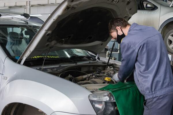 Où se trouve le catalyseur sur une voiture — Photo № 1 | AutoCatalyst Market