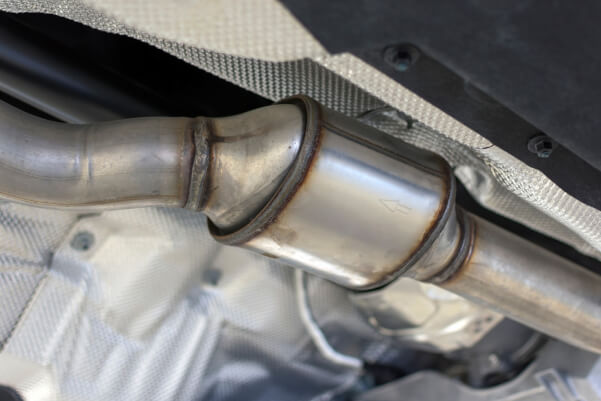 Where is catalytic converter located — Photo № 2 | AutoCatalyst Market