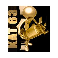 KAT63 logo