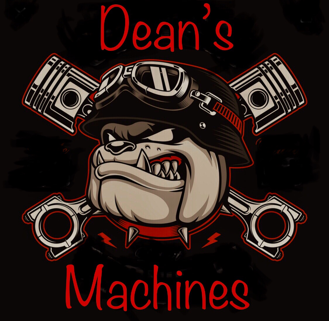 Deans Machines logo