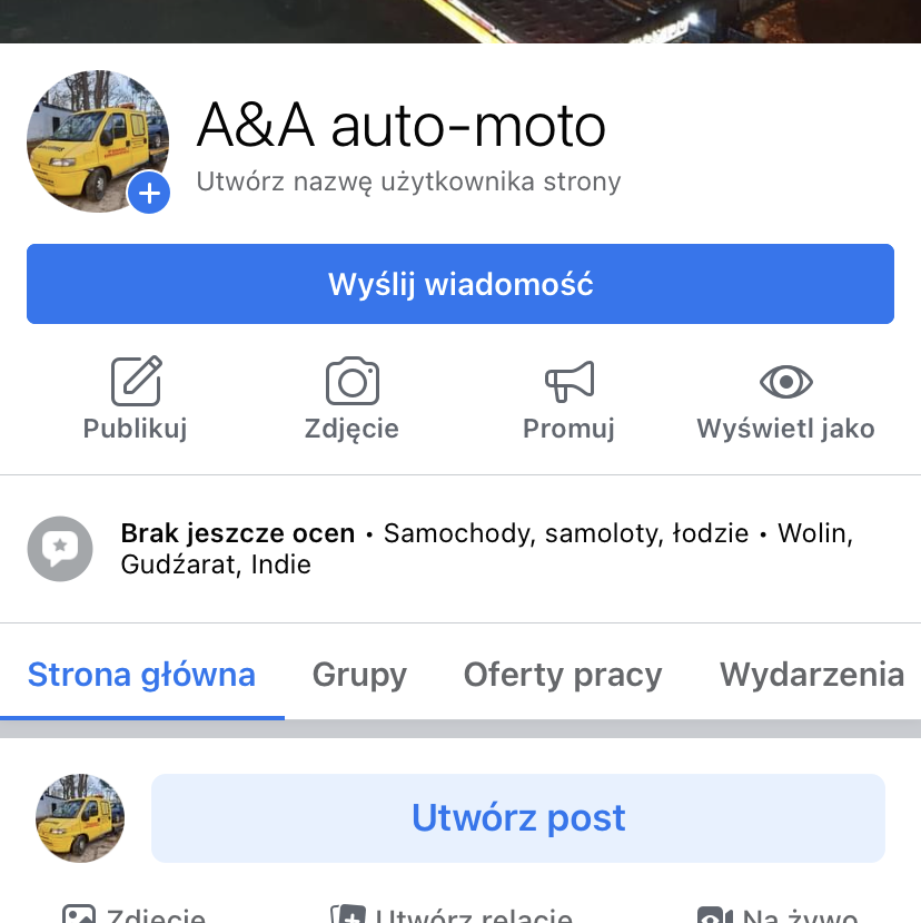 AA auto moto logo