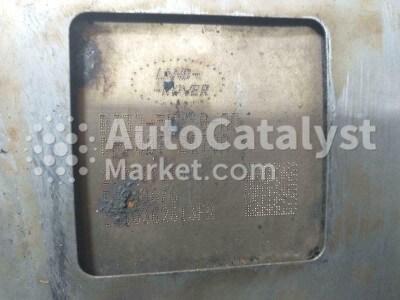 Catalyst converter BJ325 W250 AС — Photo № 1 | AutoCatalyst Market