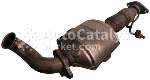 Catalyst converter 3M51-5F297-MB — Photo № 2 | AutoCatalyst Market