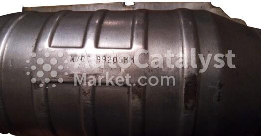 Catalyst converter N/CE 99005HM — Photo № 2 | AutoCatalyst Market