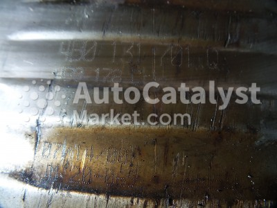 Catalyst converter 4B0131701Q — Photo № 4 | AutoCatalyst Market