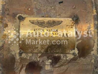 Catalyst converter BG33-5E211-AA — Photo № 1 | AutoCatalyst Market