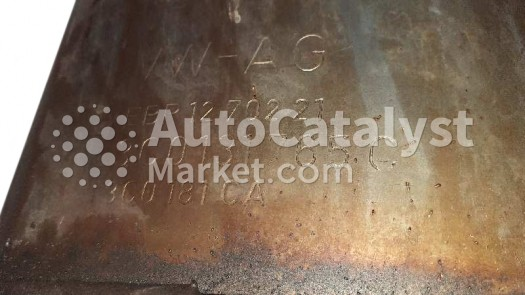 Catalyst converter 3C0131765C — Photo № 2 | AutoCatalyst Market