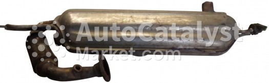 Catalyst converter KT 1220 — Photo № 2 | AutoCatalyst Market