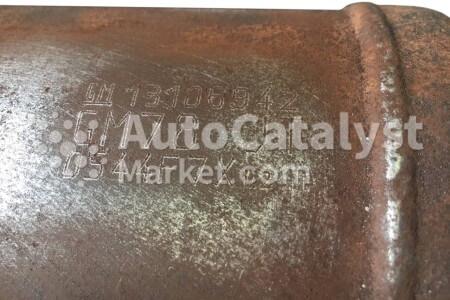 Catalyst converter GM 78 JT — Photo № 1   AutoCatalyst Market