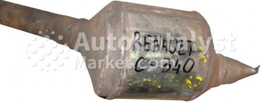 Catalyst converter C 340 — Photo № 1 | AutoCatalyst Market
