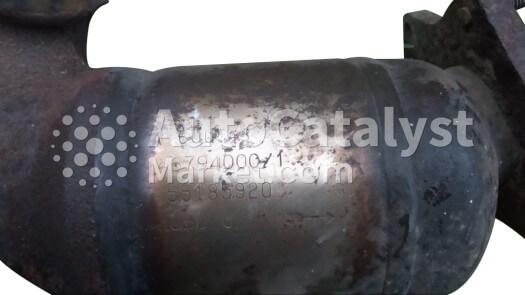 Catalyst converter 55185920 — Photo № 3 | AutoCatalyst Market