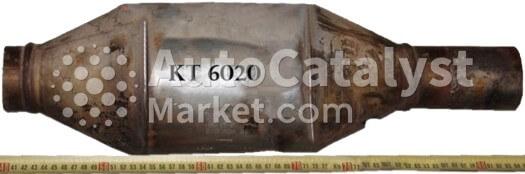 KT 6020 — Photo № 1 | AutoCatalyst Market