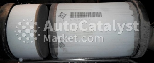 Catalyst converter KT 6043 / ZGS007 (CERAMIC+DPF) — Photo № 2 | AutoCatalyst Market