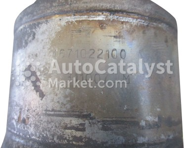 Catalyst converter 7566814 — Photo № 4 | AutoCatalyst Market