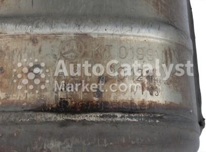 Catalyst converter KT 0199 — Photo № 1 | AutoCatalyst Market