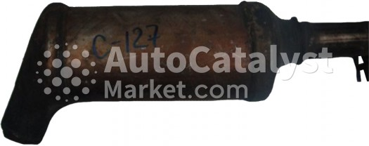 Catalyst converter C 127 — Photo № 1   AutoCatalyst Market