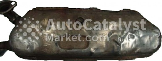 Catalyst converter KT 0309 — Photo № 1   AutoCatalyst Market