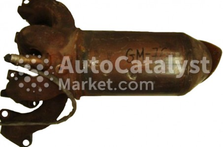 GM 76 — Foto № 1 | AutoCatalyst Market