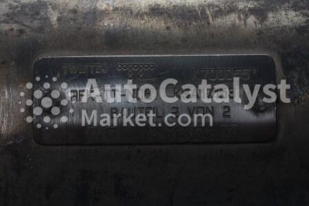 Catalyst converter KBA17153 — Photo № 3 | AutoCatalyst Market