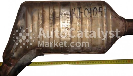 Catalyst converter KT 0105 — Photo № 1 | AutoCatalyst Market
