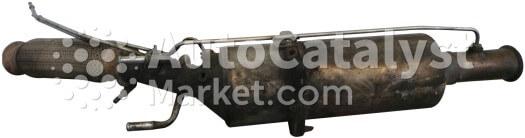 Catalyst converter TR PSA K186 — Photo № 1 | AutoCatalyst Market