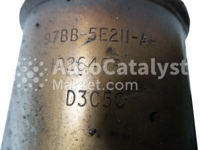 Catalyst converter 97BB-5E211-AH (Half) — Photo № 5 | AutoCatalyst Market