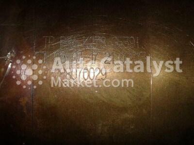 Catalyst converter TR PSA K278 — Photo № 3 | AutoCatalyst Market