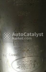 Catalyst converter CPLA-5E214-AD — Photo № 2 | AutoCatalyst Market