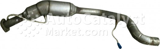 Catalyst converter CPLA-5E214-AD — Photo № 1 | AutoCatalyst Market