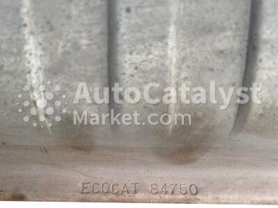 Catalyst converter ECOCAT 84750 — Photo № 2 | AutoCatalyst Market