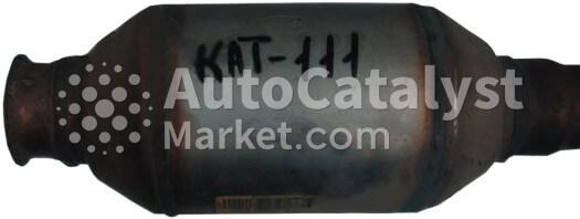 Catalyst converter KAT 111 — Photo № 1 | AutoCatalyst Market