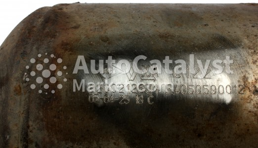 Catalyst converter C 122 — Photo № 5 | AutoCatalyst Market