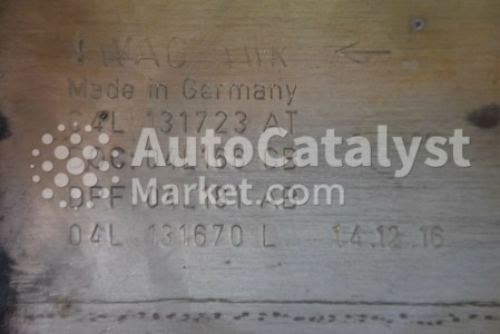 Catalyst converter 04L131723AT — Photo № 1   AutoCatalyst Market
