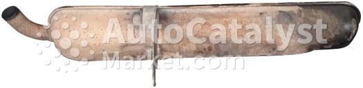 Catalyst converter KT 0124 — Photo № 1 | AutoCatalyst Market