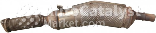Catalyst converter C 571 (DPF) — Photo № 1 | AutoCatalyst Market