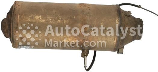 Catalyst converter KT 6043 / ZGS009 (CERAMIC+DPF) — Photo № 1 | AutoCatalyst Market
