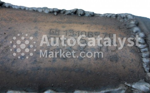 Катализатор GM 78 HJ — Фото № 4 | AutoCatalyst Market
