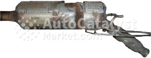 Catalyst converter TR PSA K216 + F005 — Photo № 1 | AutoCatalyst Market