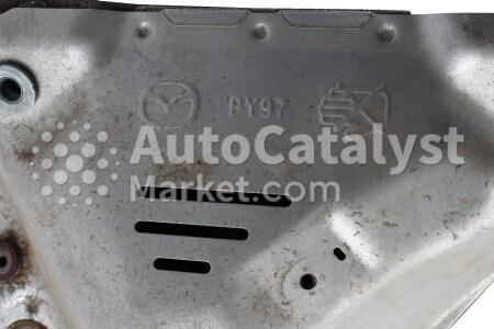 Catalyst converter PY97 / PY98 — Photo № 2 | AutoCatalyst Market