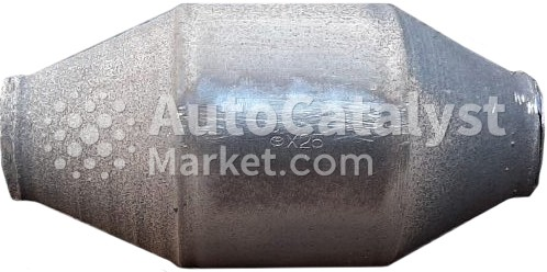 Catalyst converter X 25 — Photo № 1 | AutoCatalyst Market