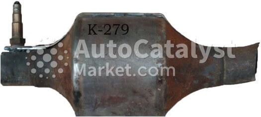 Catalyst converter TR PSA K279 — Photo № 1 | AutoCatalyst Market