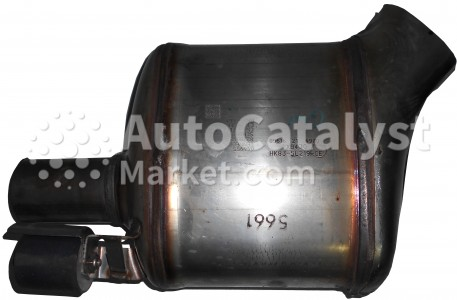 Catalyst converter HK83 5L219-CE / XB430 — Photo № 1 | AutoCatalyst Market