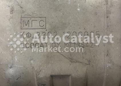 Catalyst converter КФ.3302.1206005 — Photo № 1 | AutoCatalyst Market