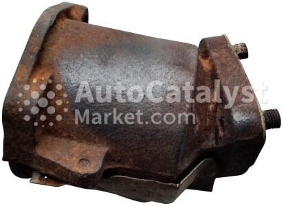 Catalyst converter YH1 / GF07 / MP — Photo № 1 | AutoCatalyst Market