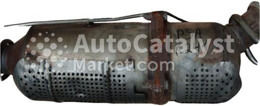 Catalyst converter TR PSA K241 + TR PSA F005 (CERAMIC+DPF) — Photo № 2 | AutoCatalyst Market