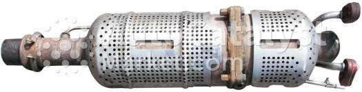 TR PSA K241 + TR PSA F005 (CERAMIC+DPF) — Foto № 1 | AutoCatalyst Market
