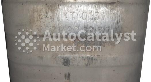 Catalyst converter KT 0137 — Photo № 1 | AutoCatalyst Market