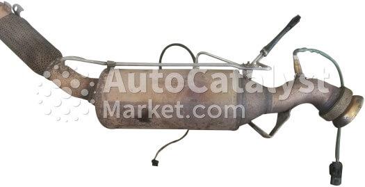 Catalyst converter KT 6043 / ZGS006 (CERAMIC+DPF) — Photo № 1   AutoCatalyst Market